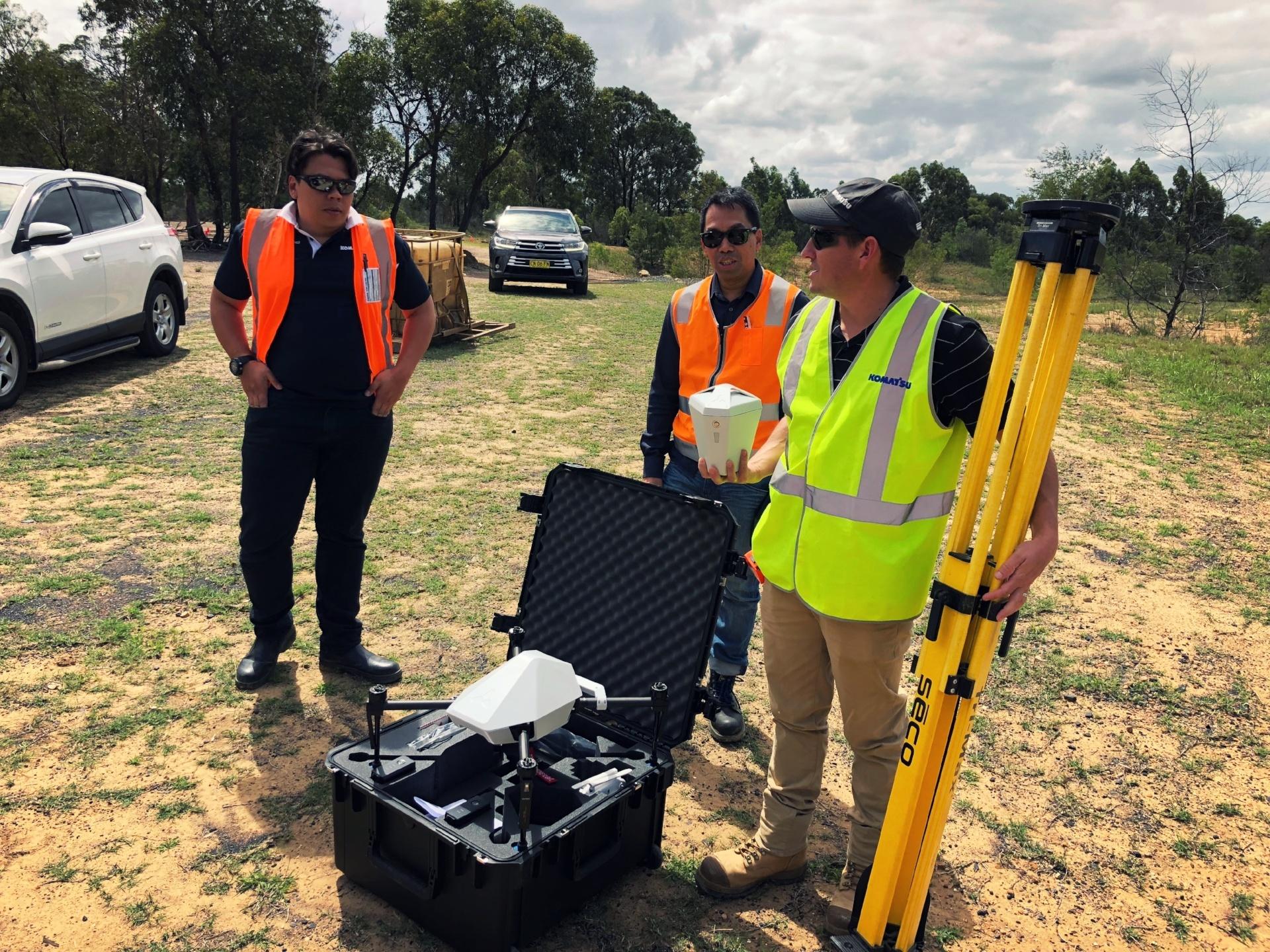High Precision Package Surveyor