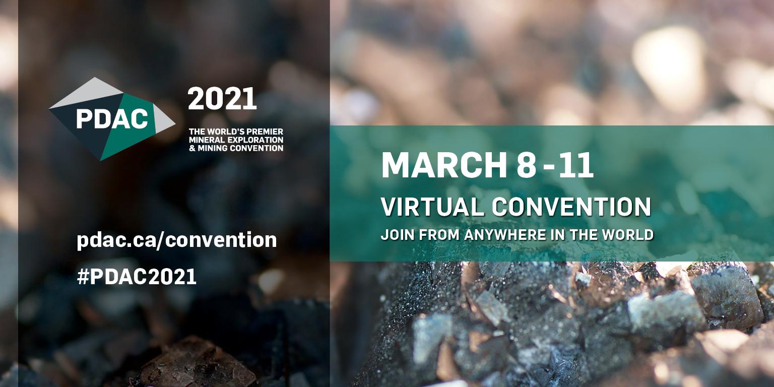 PDAC 2021 Invitation