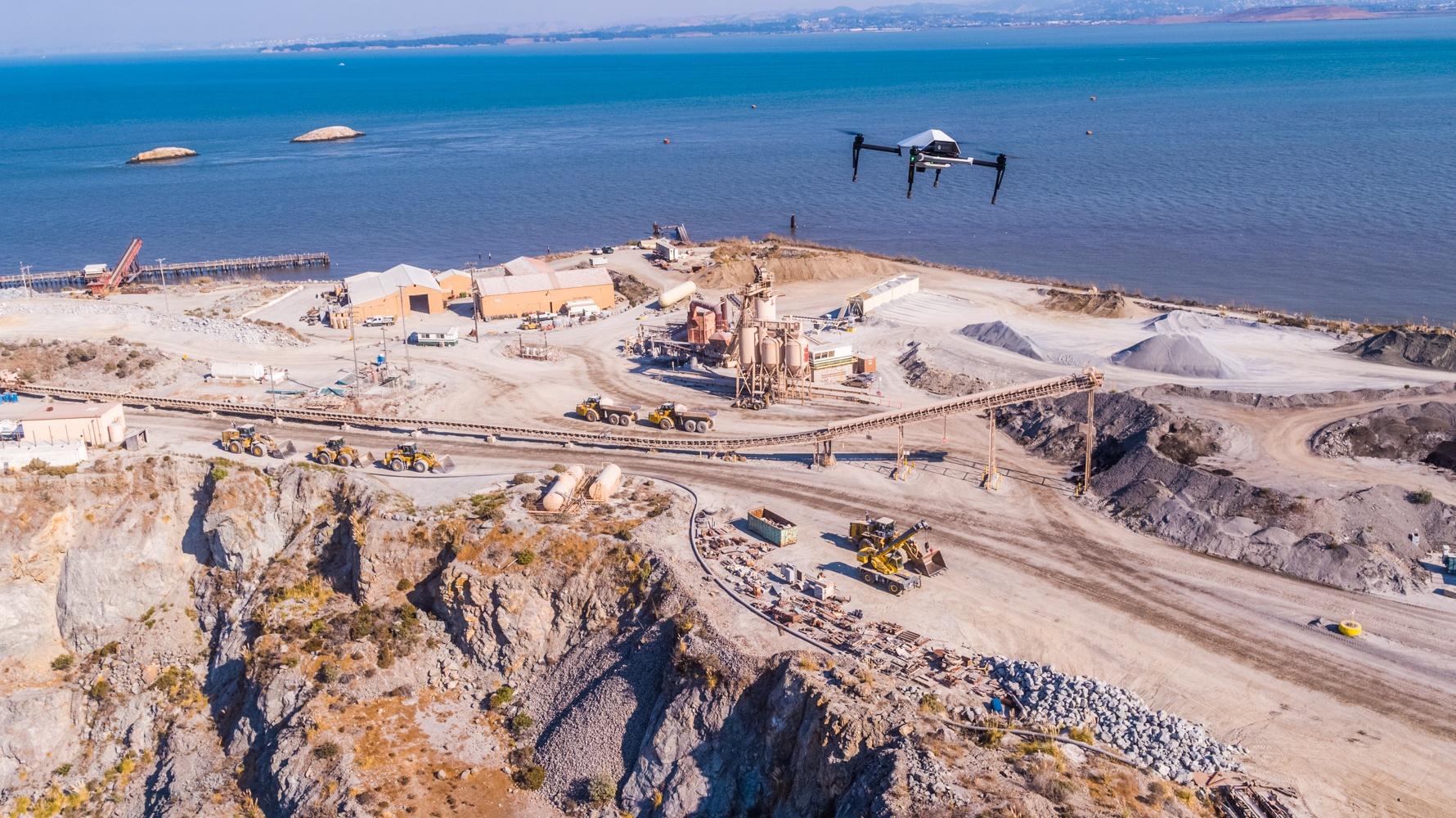 Explore1 at Mining Quarry
