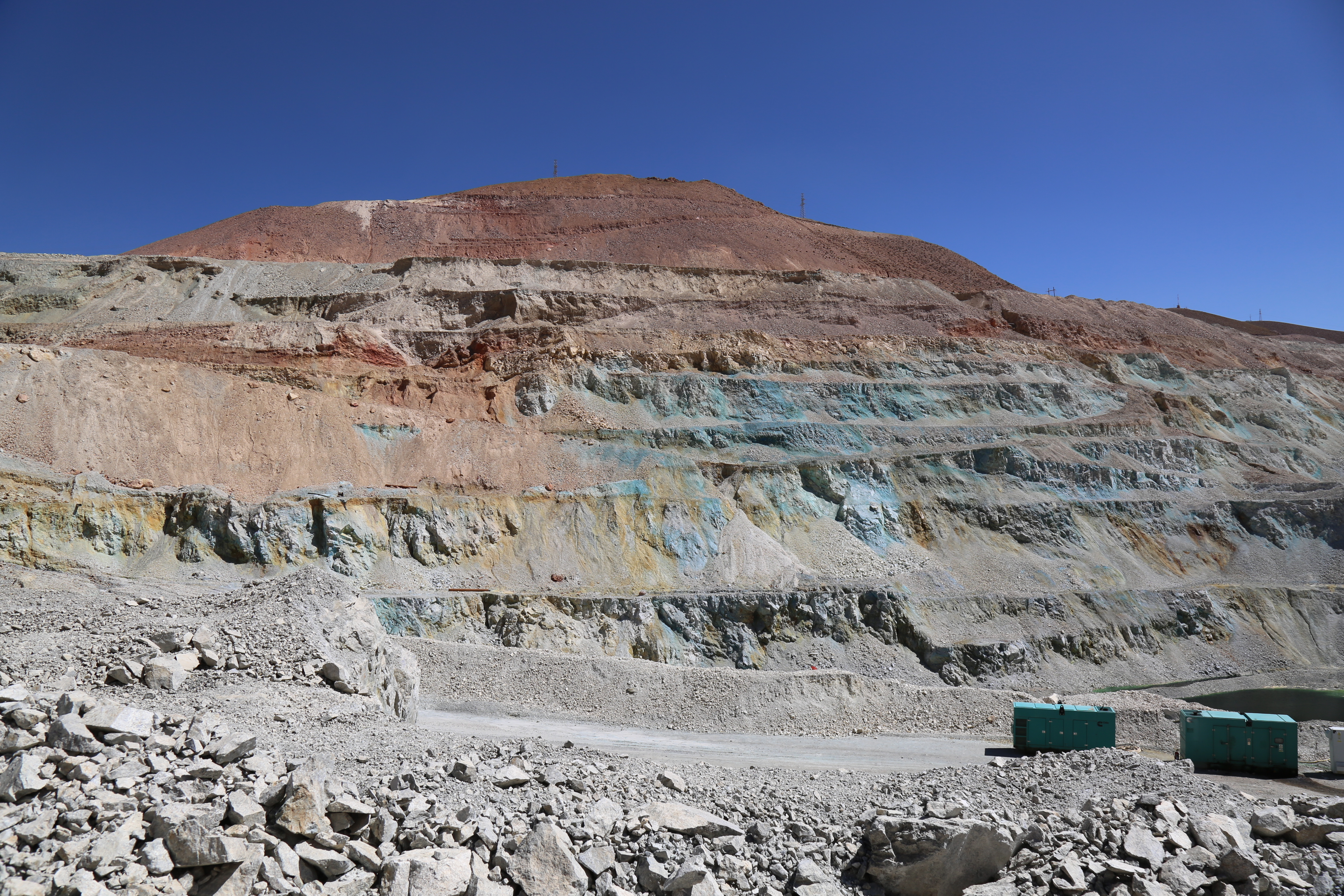 Highwall mining and highwall analysis can be challenging