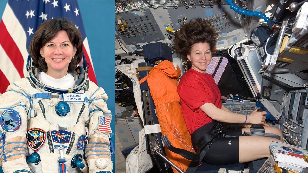 Cady Coleman NASA Astronaut