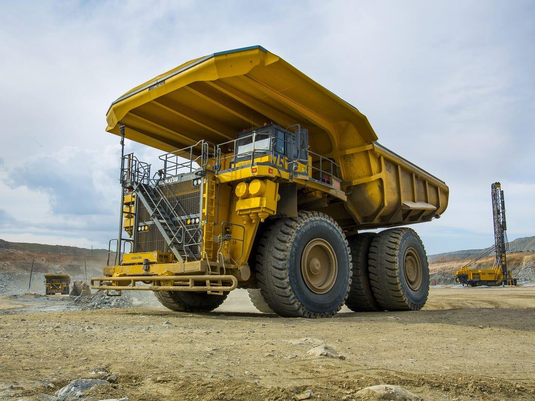etruck mines